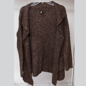 Eileen Fisher Knit Cardigan Size Small